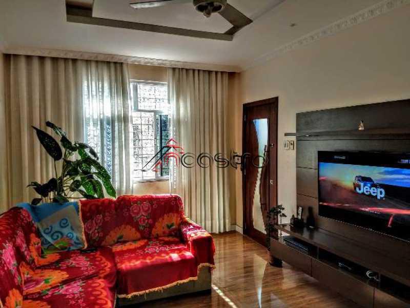 NCastro11. - Casa 3 quartos à venda Olaria, Rio de Janeiro - R$ 1.150.000 - M2258 - 25