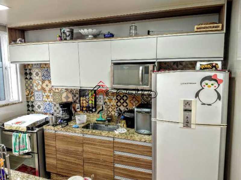 NCastro18. - Casa 3 quartos à venda Olaria, Rio de Janeiro - R$ 1.150.000 - M2258 - 31