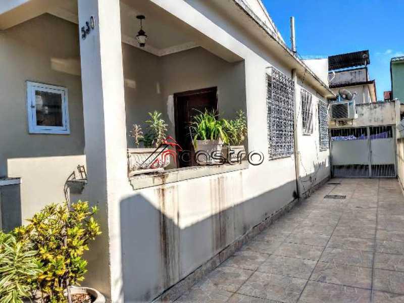 NCastro29. - Casa 3 quartos à venda Olaria, Rio de Janeiro - R$ 1.150.000 - M2258 - 1