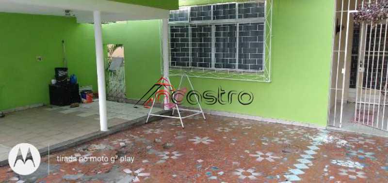 NCastro01. - Casa 3 quartos à venda Braz de Pina, Rio de Janeiro - R$ 550.000 - M2259 - 1