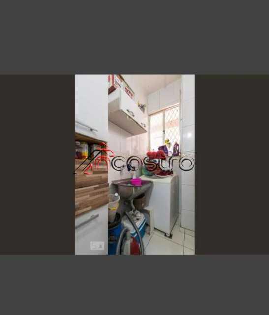 NCastro03. - Apartamento 1 quarto à venda Olaria, Rio de Janeiro - R$ 190.000 - 1078 - 8