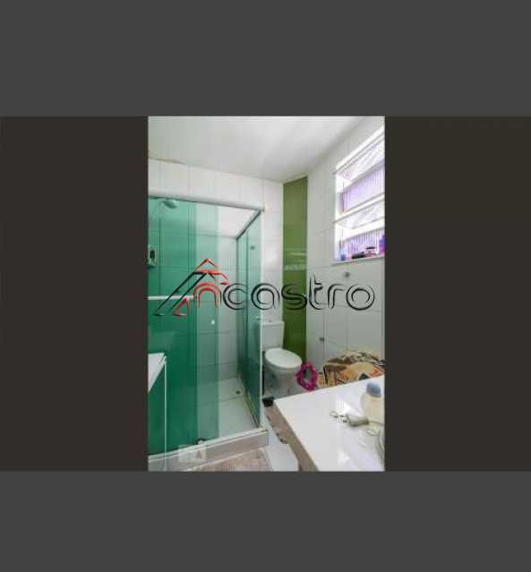 NCastro06. - Apartamento 1 quarto à venda Olaria, Rio de Janeiro - R$ 190.000 - 1078 - 13