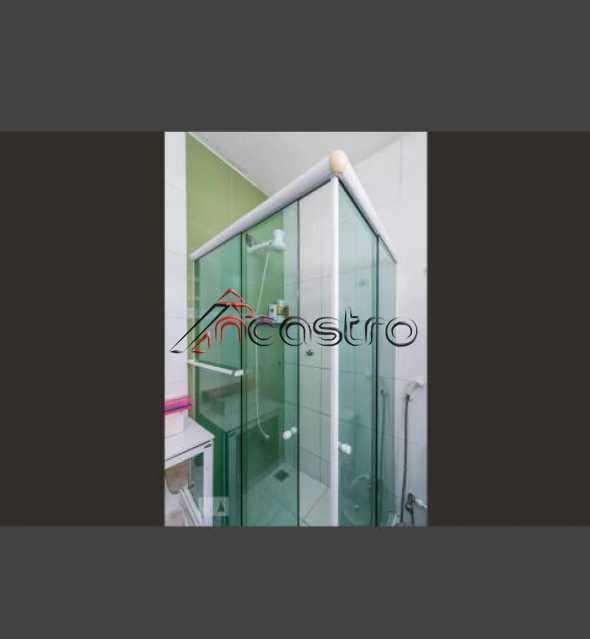 NCastro08. - Apartamento 1 quarto à venda Olaria, Rio de Janeiro - R$ 190.000 - 1078 - 12