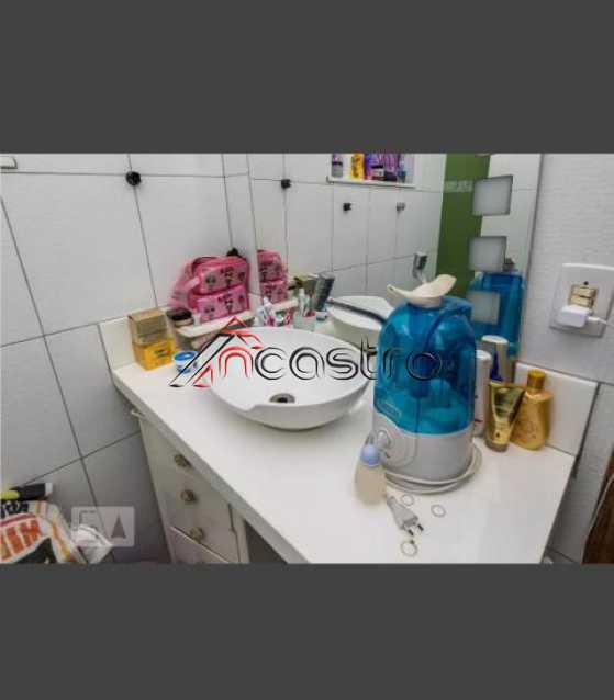 NCastro09. - Apartamento 1 quarto à venda Olaria, Rio de Janeiro - R$ 190.000 - 1078 - 10
