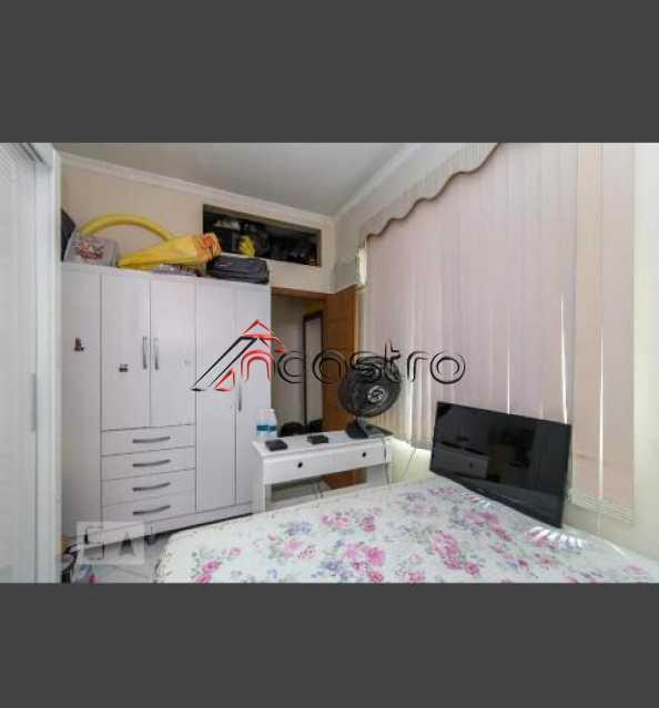 NCastro10. - Apartamento 1 quarto à venda Olaria, Rio de Janeiro - R$ 190.000 - 1078 - 5