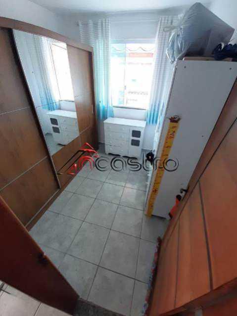 NCastro02. - Casa 2 quartos à venda Campo Grande, Rio de Janeiro - R$ 210.000 - M2262 - 10