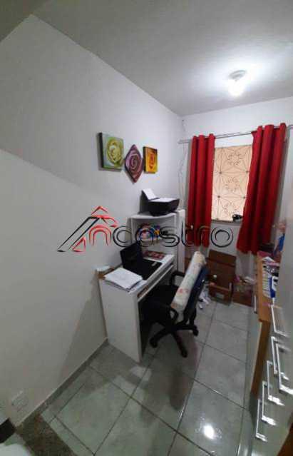 NCastro04. - Casa 2 quartos à venda Campo Grande, Rio de Janeiro - R$ 210.000 - M2262 - 14