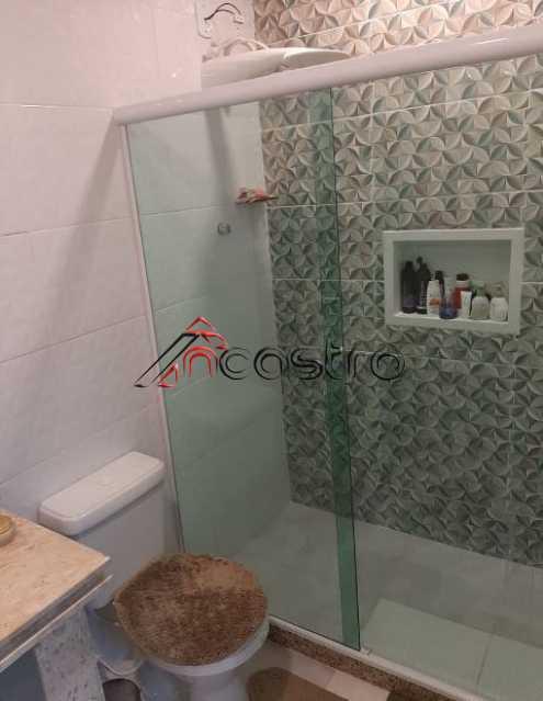 NCastro06. - Casa 2 quartos à venda Campo Grande, Rio de Janeiro - R$ 210.000 - M2262 - 20