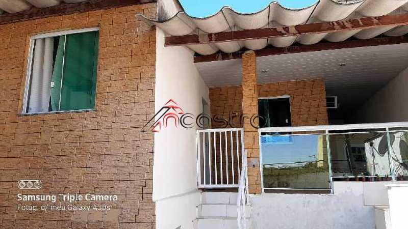 NCastro08. - Casa 2 quartos à venda Campo Grande, Rio de Janeiro - R$ 210.000 - M2262 - 22