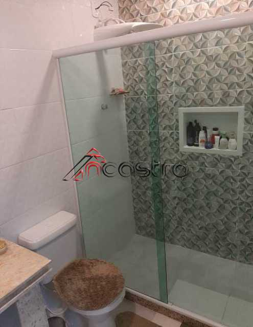 NCastro15. - Casa 2 quartos à venda Campo Grande, Rio de Janeiro - R$ 210.000 - M2262 - 21