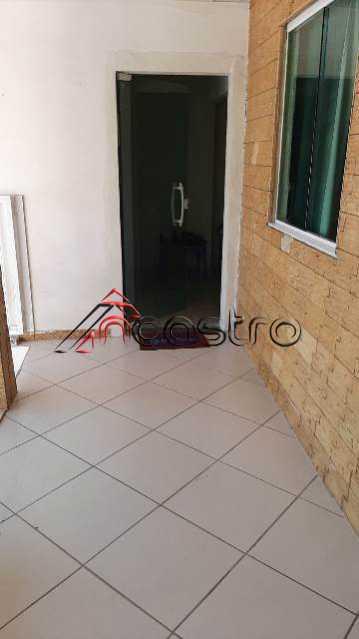 NCastro23. - Casa 2 quartos à venda Campo Grande, Rio de Janeiro - R$ 210.000 - M2262 - 7