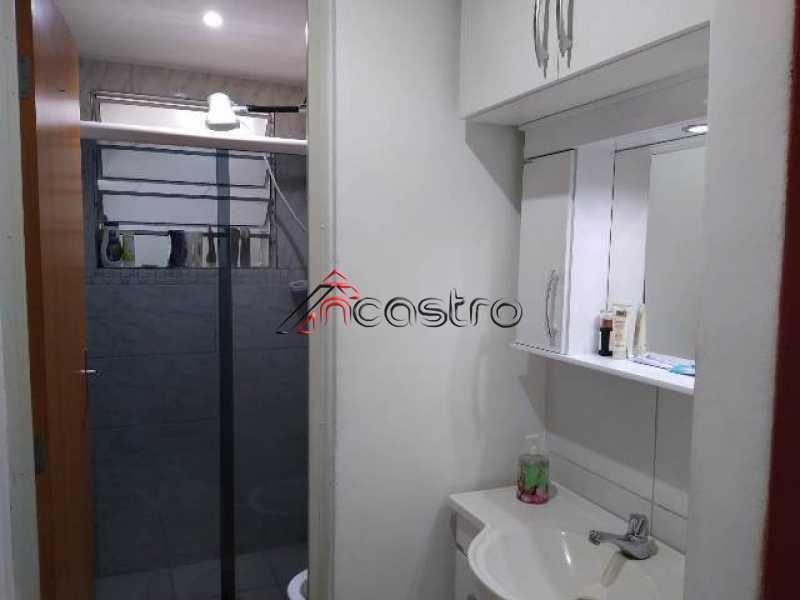 NCastro04. - Apartamento à venda Rua Bergamo,Rocha, Rio de Janeiro - R$ 100.000 - 2410 - 16
