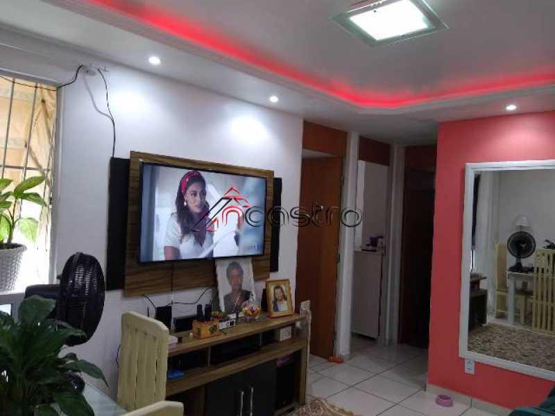 NCastro05. - Apartamento à venda Rua Bergamo,Rocha, Rio de Janeiro - R$ 100.000 - 2410 - 4