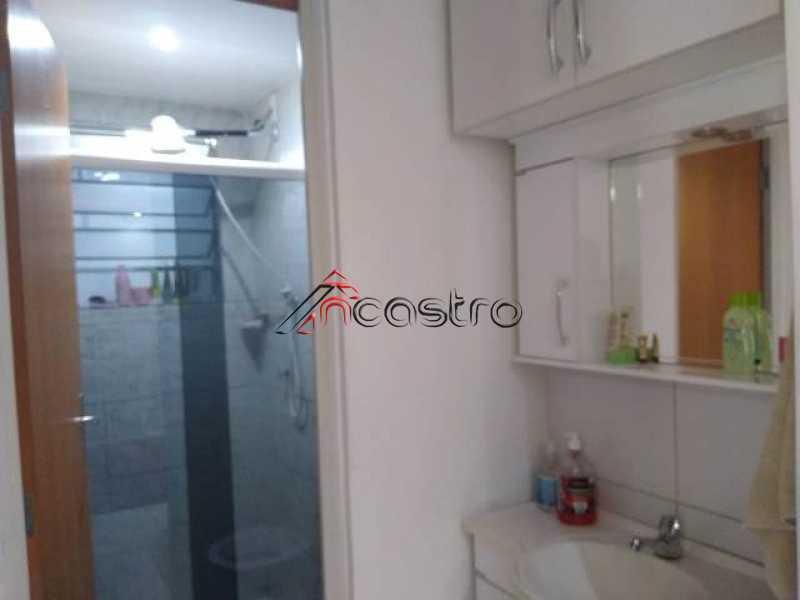 NCastro12. - Apartamento à venda Rua Bergamo,Rocha, Rio de Janeiro - R$ 100.000 - 2410 - 15