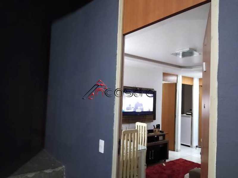 NCastro14. - Apartamento à venda Rua Bergamo,Rocha, Rio de Janeiro - R$ 100.000 - 2410 - 9