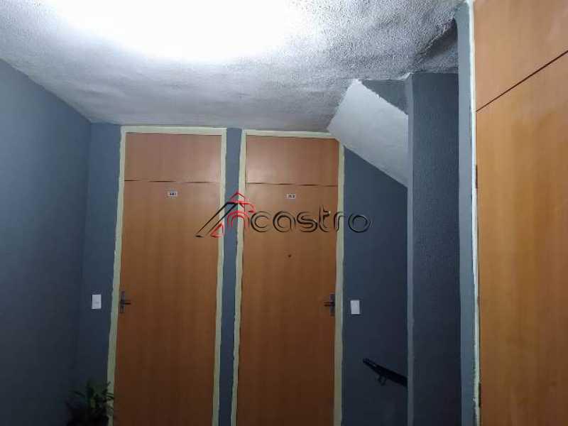 NCastro16. - Apartamento à venda Rua Bergamo,Rocha, Rio de Janeiro - R$ 100.000 - 2410 - 8