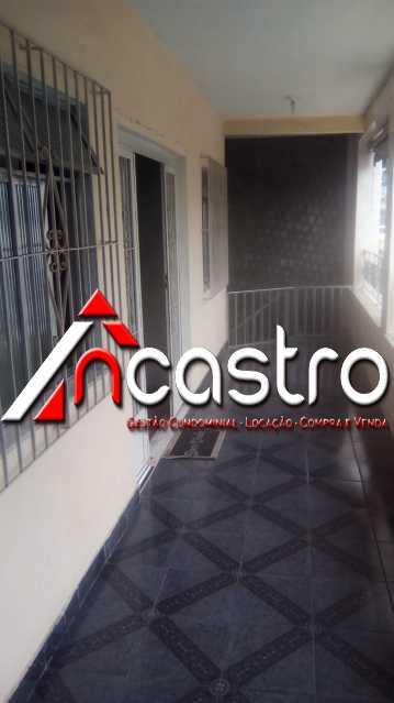 ncastro 37. - Apartamento Pavuna,Rio de Janeiro,RJ À Venda,3 Quartos,140m² - 2142 - 1