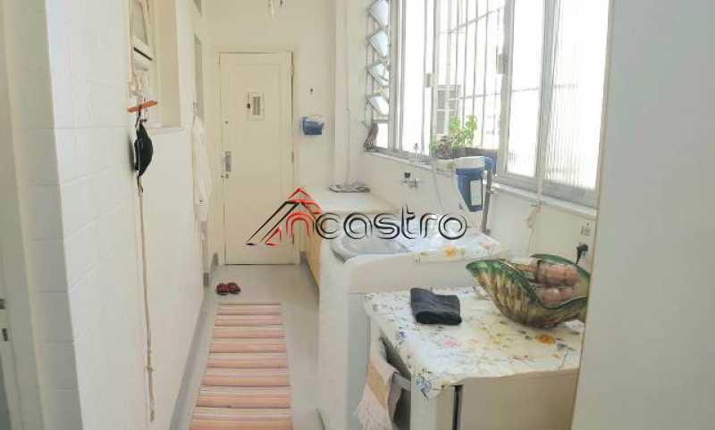 NCastro02. - Apartamento à venda Rua das Laranjeiras,Laranjeiras, Rio de Janeiro - R$ 1.240.000 - 3097 - 14