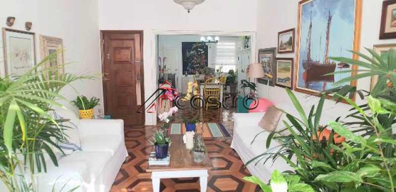 NCastro04. - Apartamento à venda Rua das Laranjeiras,Laranjeiras, Rio de Janeiro - R$ 1.240.000 - 3097 - 3