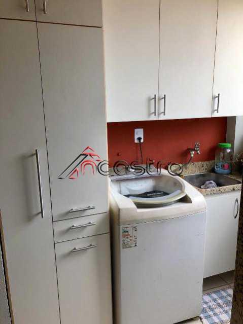 NCastro16. - Apartamento 3 quartos à venda Jardim Guanabara, Rio de Janeiro - R$ 680.000 - 3099 - 17
