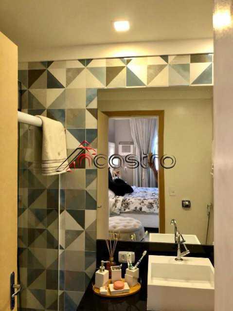 NCastro17. - Apartamento 3 quartos à venda Jardim Guanabara, Rio de Janeiro - R$ 680.000 - 3099 - 18