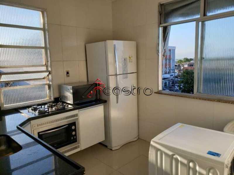 NCastro01. - Apartamento 1 quarto à venda Penha, Rio de Janeiro - R$ 195.000 - 1080 - 1