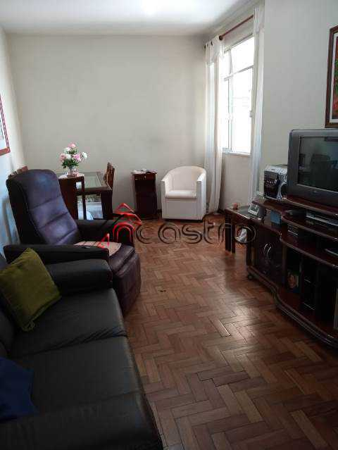NCastro02. - Apartamento à venda Rua São Francisco Xavier,Maracanã, Rio de Janeiro - R$ 280.000 - 3101 - 3