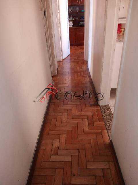 NCastro06. - Apartamento à venda Rua São Francisco Xavier,Maracanã, Rio de Janeiro - R$ 280.000 - 3101 - 5