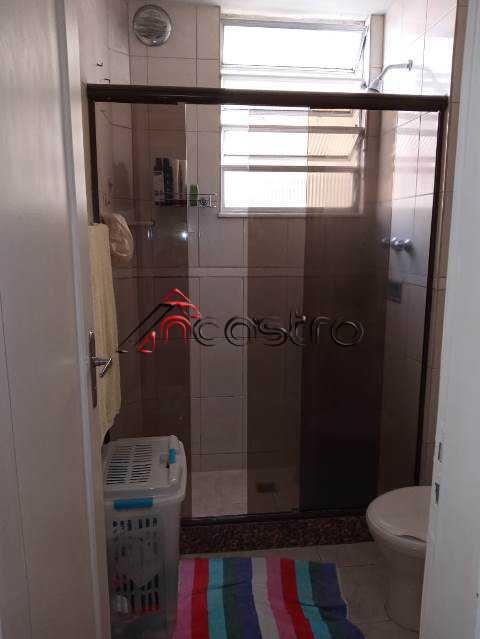 NCastro09. - Apartamento à venda Rua São Francisco Xavier,Maracanã, Rio de Janeiro - R$ 280.000 - 3101 - 12