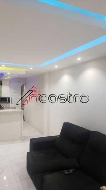 NCastro02. - Casa 2 quartos à venda Irajá, Rio de Janeiro - R$ 185.000 - M2266 - 1