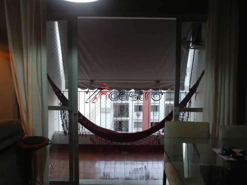 NCastro02. - Apartamento 2 quartos à venda Tijuca, Rio de Janeiro - R$ 485.000 - 2415 - 3