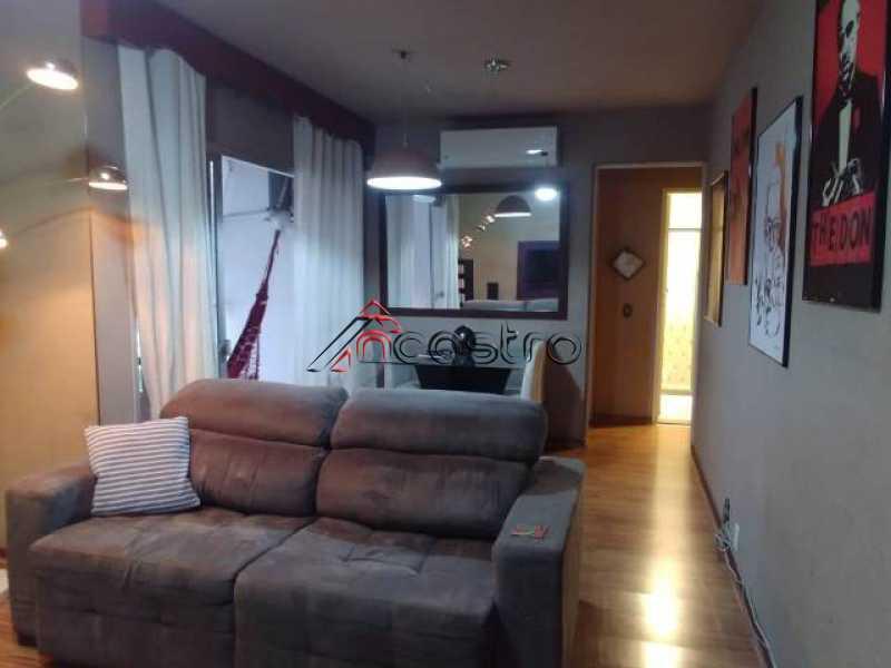 NCastro03. - Apartamento 2 quartos à venda Tijuca, Rio de Janeiro - R$ 485.000 - 2415 - 4