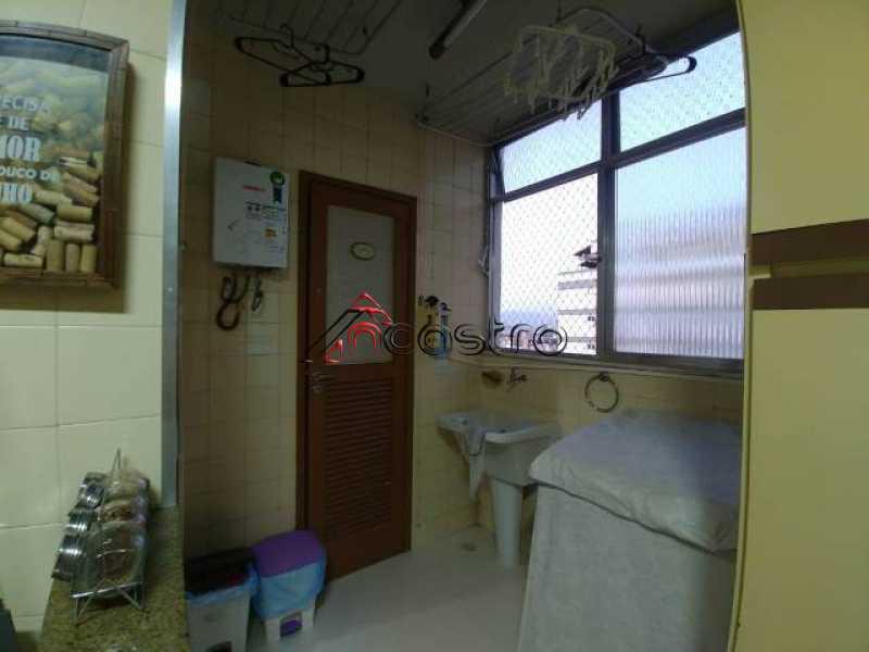 NCastro08. - Apartamento 2 quartos à venda Tijuca, Rio de Janeiro - R$ 485.000 - 2415 - 9