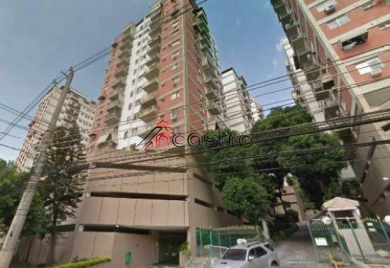 NCastro11. - Apartamento 2 quartos à venda Tijuca, Rio de Janeiro - R$ 485.000 - 2415 - 12