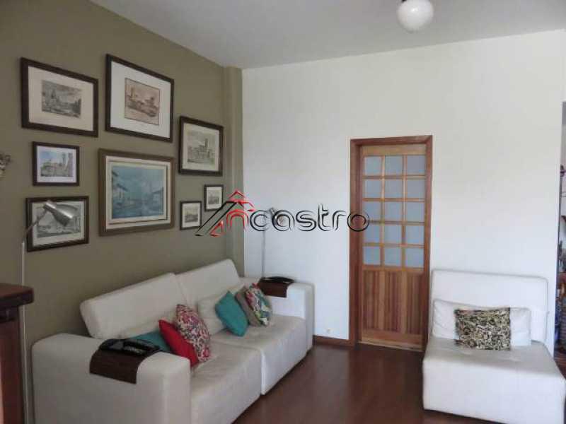 NCastro01. - Apartamento 3 quartos à venda Tijuca, Rio de Janeiro - R$ 650.000 - 3104 - 1