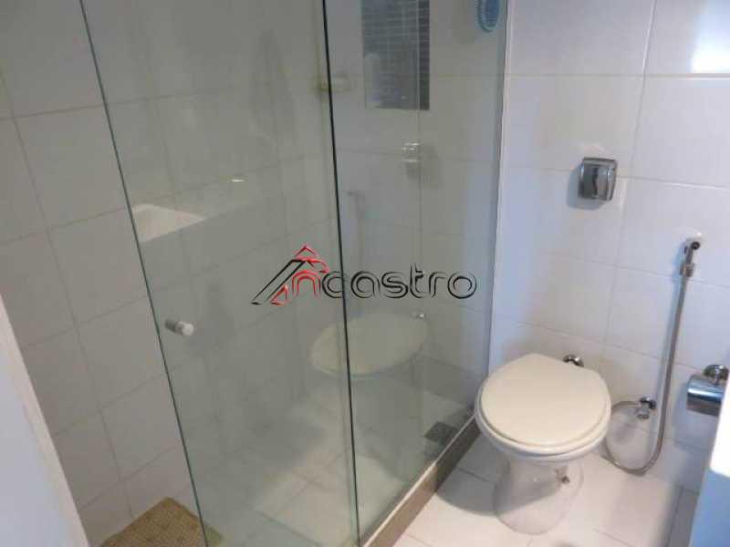NCastro02. - Apartamento 3 quartos à venda Tijuca, Rio de Janeiro - R$ 650.000 - 3104 - 4