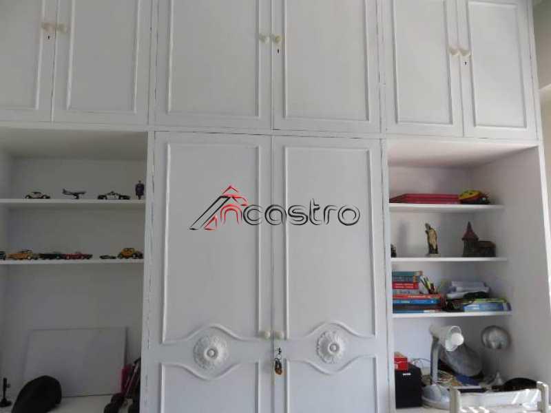 NCastro03. - Apartamento 3 quartos à venda Tijuca, Rio de Janeiro - R$ 650.000 - 3104 - 5