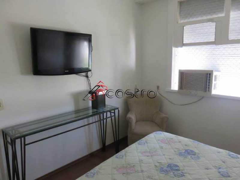 NCastro05. - Apartamento 3 quartos à venda Tijuca, Rio de Janeiro - R$ 650.000 - 3104 - 3
