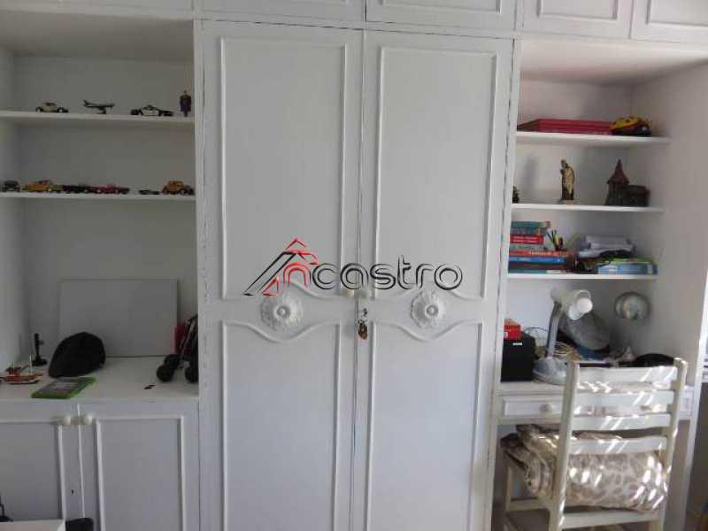 NCastro06. - Apartamento 3 quartos à venda Tijuca, Rio de Janeiro - R$ 650.000 - 3104 - 13