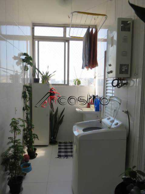 NCastro07. - Apartamento 3 quartos à venda Tijuca, Rio de Janeiro - R$ 650.000 - 3104 - 29
