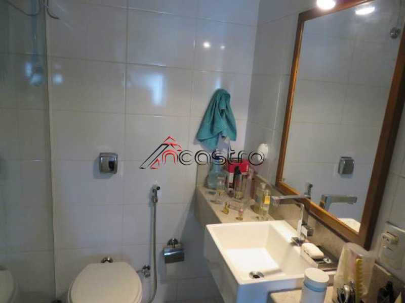 NCastro08. - Apartamento 3 quartos à venda Tijuca, Rio de Janeiro - R$ 650.000 - 3104 - 19