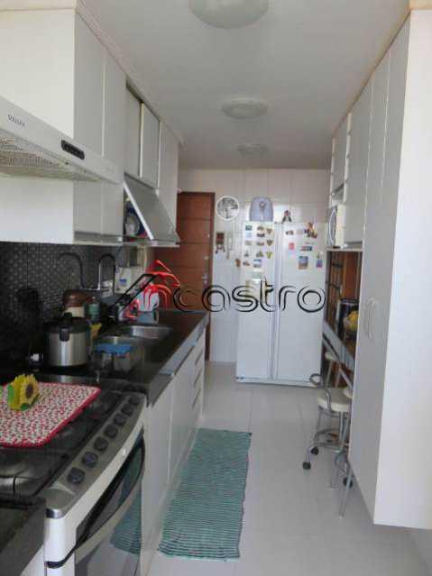 NCastro10. - Apartamento 3 quartos à venda Tijuca, Rio de Janeiro - R$ 650.000 - 3104 - 15
