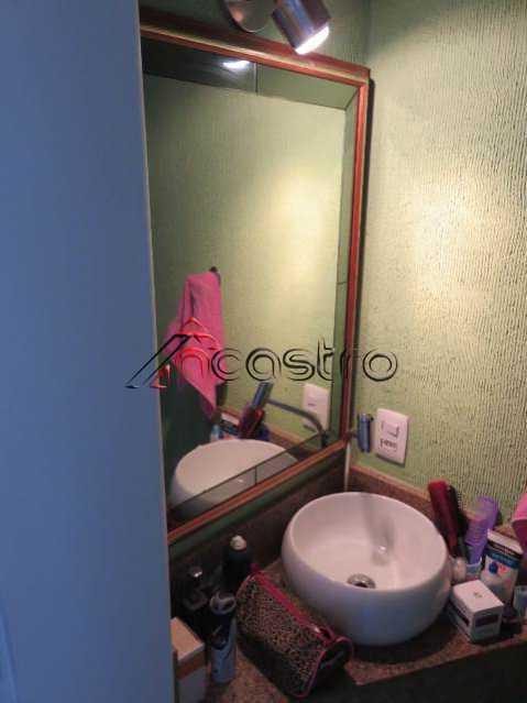 NCastro11. - Apartamento 3 quartos à venda Tijuca, Rio de Janeiro - R$ 650.000 - 3104 - 21