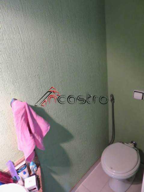 NCastro13. - Apartamento 3 quartos à venda Tijuca, Rio de Janeiro - R$ 650.000 - 3104 - 23