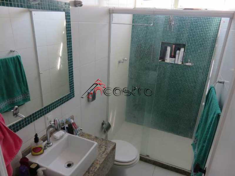 NCastro15. - Apartamento 3 quartos à venda Tijuca, Rio de Janeiro - R$ 650.000 - 3104 - 24