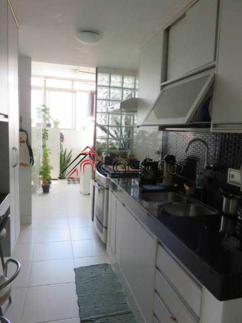 NCastro21. - Apartamento 3 quartos à venda Tijuca, Rio de Janeiro - R$ 650.000 - 3104 - 17