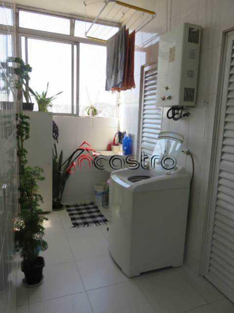 NCastro27. - Apartamento 3 quartos à venda Tijuca, Rio de Janeiro - R$ 650.000 - 3104 - 31