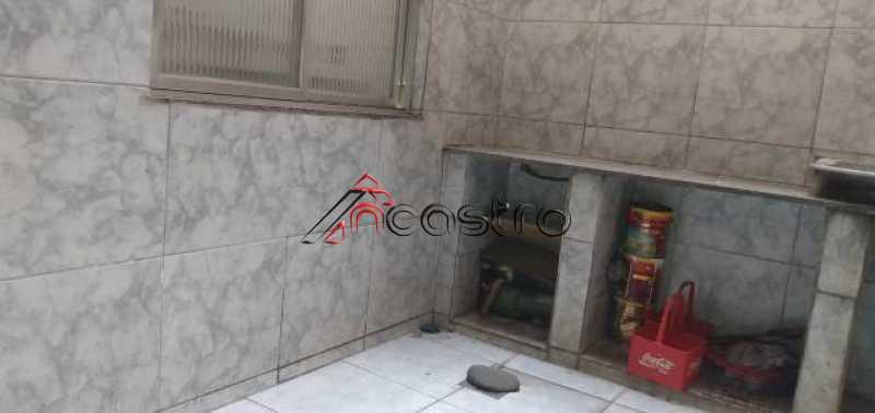 NCastro04. - Casa de Vila 6 quartos à venda Olaria, Rio de Janeiro - R$ 350.000 - M2270 - 12