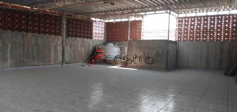 NCastro13. - Casa de Vila 6 quartos à venda Olaria, Rio de Janeiro - R$ 350.000 - M2270 - 21