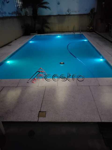 NCastro 3 - Casa em Condomínio 3 quartos à venda Olaria, Rio de Janeiro - R$ 1.450.000 - M2272 - 23